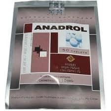 Anadrol Tablets Hubei (Oxymetholone) 50 tabs (10mg/tab)