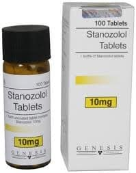 Stanozolol Tablets Genesis ( Winstrol ) 100 tabs (10mg/tab)