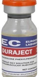 DuraJect (Nandrolone Phenylpropionate) EUROCHEM LABS 10 ml vial ( 100mg/ml)