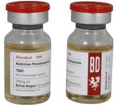 Durabol 100 British Dragon 10ml (Nandrolone Phenylpropionate) 100mg/ml