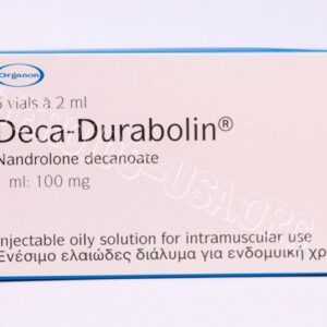 Deca Durabolin Holland Organon 2ml amp (100mg/1ml)