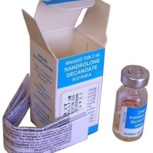 Nandrolone Decanoate ( Deca ) 200mg/2ml HELLAS made by Norma Greece labs 1 ampule