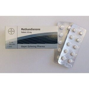 Dianabol 10mg Bayer Schering 100 tabs