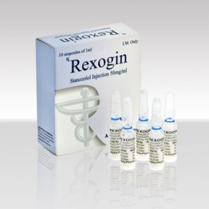 Rexogin 50mg Alpha Pharma Winstrol Depot