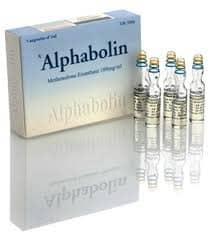 Alphabolin Alpha Pharma l Primobolan Depot