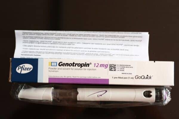 Genotropin GoQuick 12mg Pen Pfizer [1x36IU]