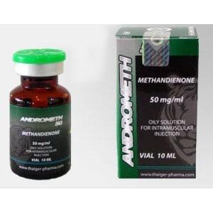 Andrometh 50 Thaiger Pharma 10ml vial