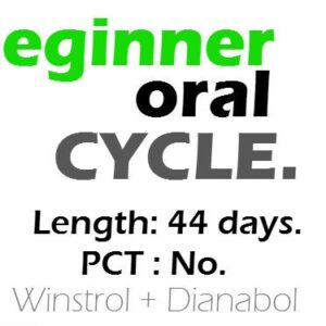 Beginner Pill - Tablets Steroid Cycle only