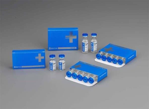 Testo Propionate 200MG/2ML VIAL (Testosterone Propionate) Roid Plus
