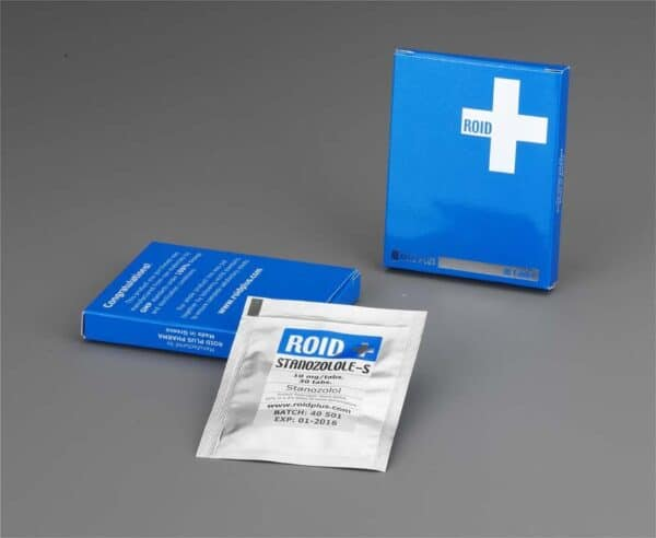 Stanozolole-S 10mg (Winstrol Tablets) Roid Plus 30 Tabs