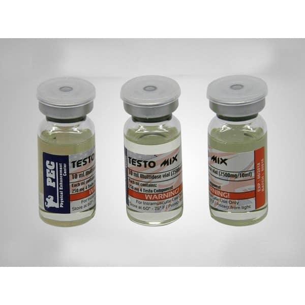 Testosterone Mix (Sustanon) Pec Labs 10ml Vial (250mg/ml)