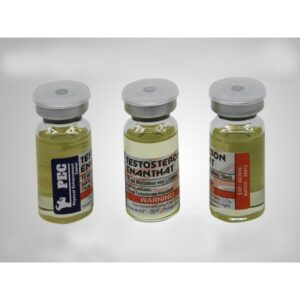 Testosterone Enanthate Pec Labs 10ml Vial (250mg/ml)