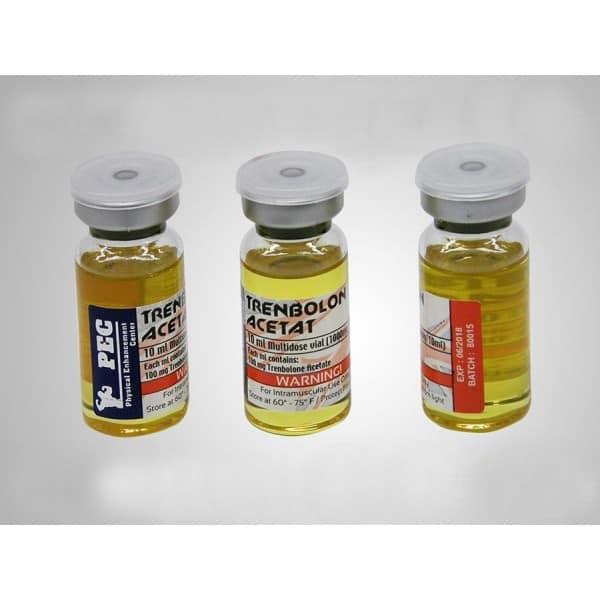 Trenbolone Acetate Pec Labs 10ml Vial (100mg/ml)