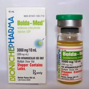 Bolda-Med Bioniche Pharma (Boldenone Undecylenate) 10ml (300mg/ml)
