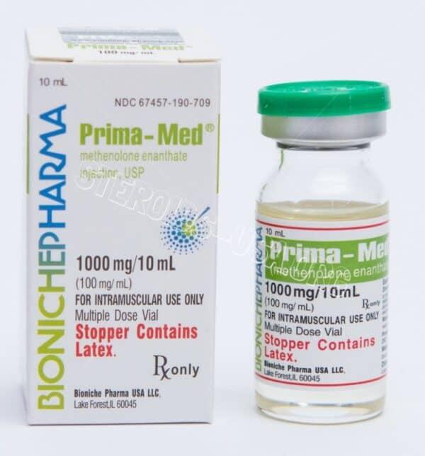 Prima-Med Bioniche Pharma (Primobolan Depot) 10ml (100mg/ml)