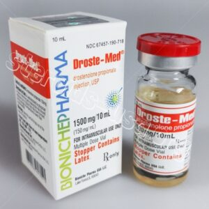 Droste-Med Bioniche Pharmacy (Drostanolone Propionate, Masteron) 10ml (150mg/ml)