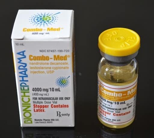 Combo-Med Bioniche Pharmacy (Test. Cypionate + Nandrolone Decanoate) 10ml (400mg/ml)