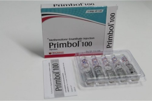 Primobol 100 Shree Venkatesh (Primobolan Injection)