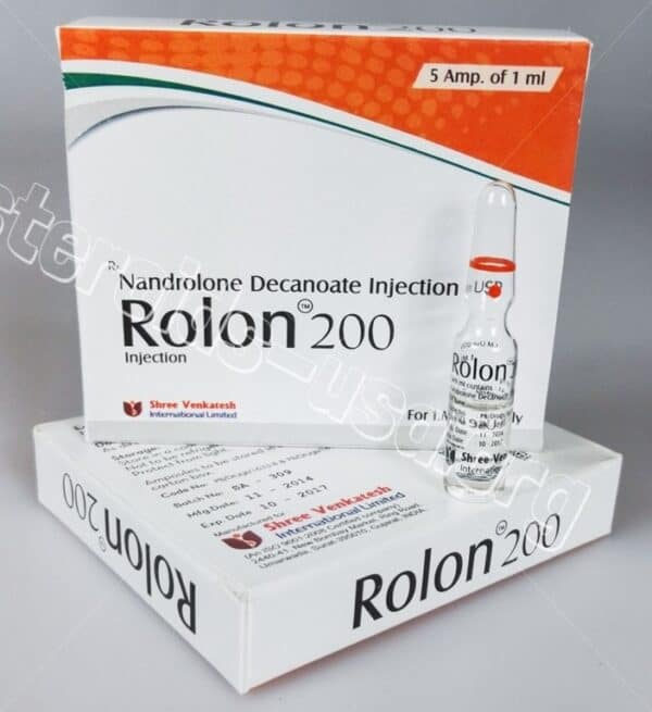 Rolon 200 Shree Venkatesh (Nandrolone Decanoate Injection USP)