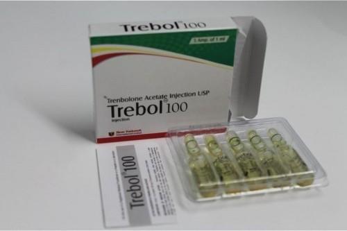 Trebol 100 Shree Venkatesh (Trenbolone Acetate Injection USP)