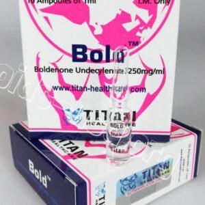 Bold Titan HealthCare (Boldenone Undecylenate) 10amps