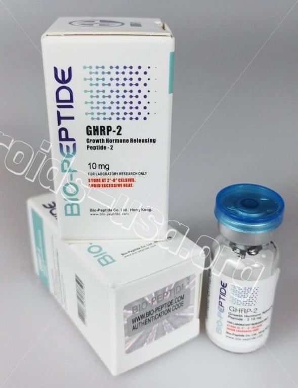 GHRP-2 Bio-Peptide 10mg