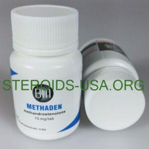 Methaden BM Pharmaceuticals 200 tabs (10mg/tab)