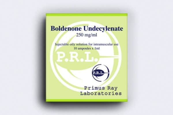 Equipoise [Boldenone Undecylenate] Primus Ray Labs 10X1ML [250mg/ml]