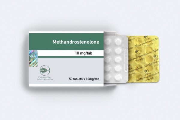 Dianabol [Methandrostenolone] Primus Ray Labs 50tabs [10mg/tab]