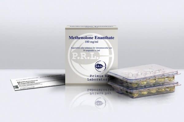 Primobolan Depot [Methenolone Enanthate] Primus Ray Labs 10X1ML [100mg/ml]