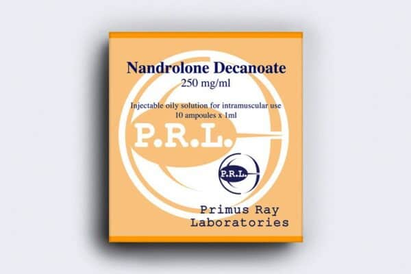 Nandrolone Decanoate Primus Ray Labs 10X1ML [250mg/ml]