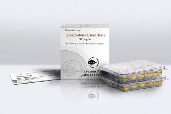 Trenbolone Enanthate Primus Ray 10X1ML [100mg/ml]