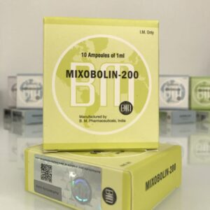 Mixobolin 200 BM Pharmaceuticals 10ml (200 mg/ml)