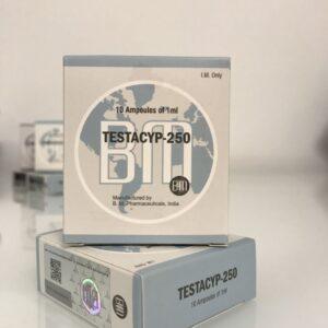 Testacyp-250 BM Pharmaceutical 10ML [10X1ML/250mg]