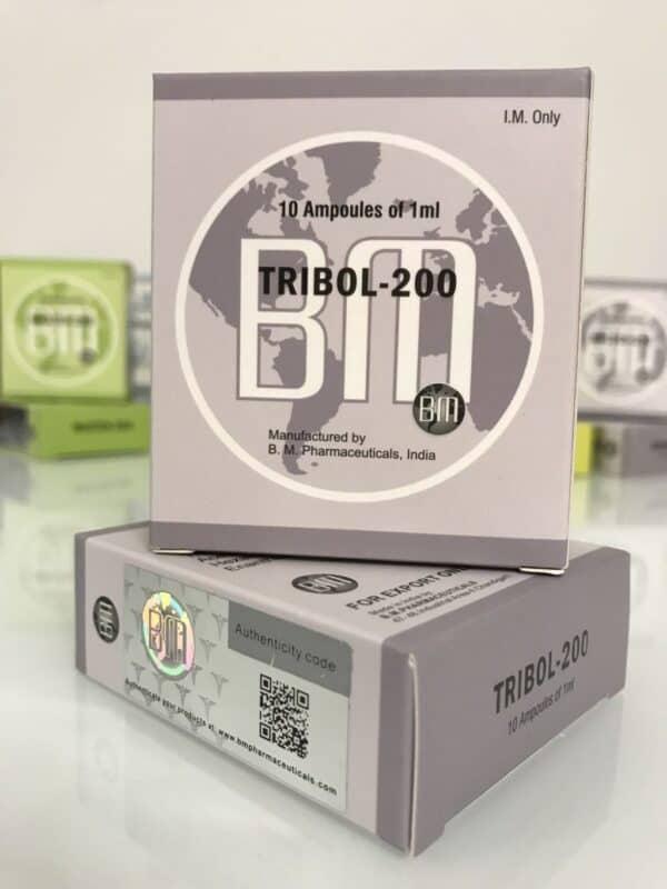Tribol-200 BM Pharmaceuticals (Trenbolone Mix) 10ML [10X1ML/200mg]