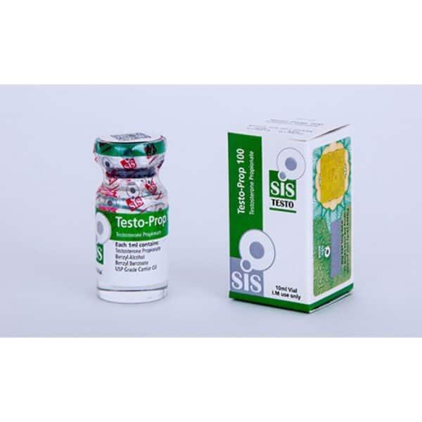 TESTO-PROP 100 SIS labs (Testosterone propionate) 10ml [100mg/ml]