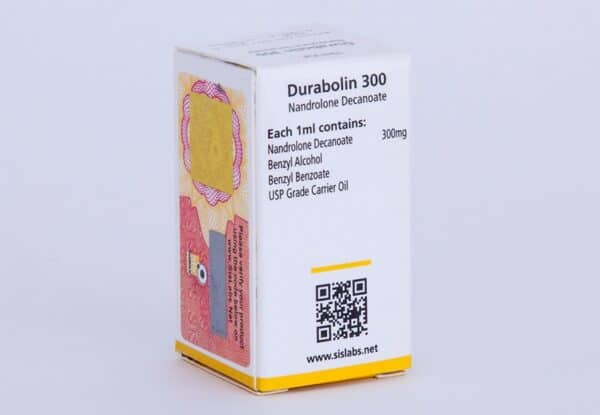 DURABOLIN 300 SIS labs (Nandrolone Decanoate) 10ml [300mg/ml]