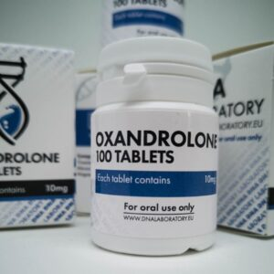 Oxandrolon [Anavar] DNA labs 100 tablets [10mg/tab]