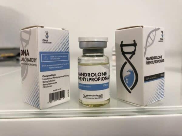 Nandrolone Phenylpropionate DNA labs 10ml [100mg/ml]
