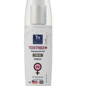 Androgel Tostrex + Female (Testosterone Gel 2%) - 100ml