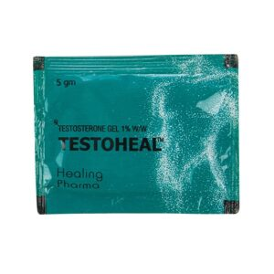 Testoheal (Testosterone gel 50 mg) - 1 sachet x 5 ml