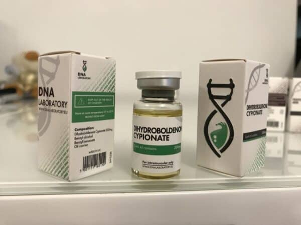 Dihydroboldenone Cypionate DNA labs [1-Test Cyp] 10ml [200mg/ml]