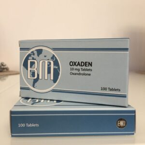 Oxaden BM Pharmaceuticals 100 tabs [10mg/tab]