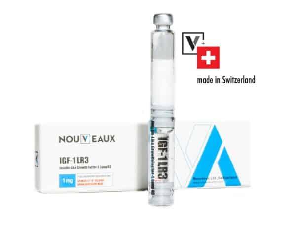IFG-1 LR3 Nouveaux Peptide 1mg