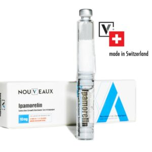 Ipamorelin Nouveaux Peptide 10 mg
