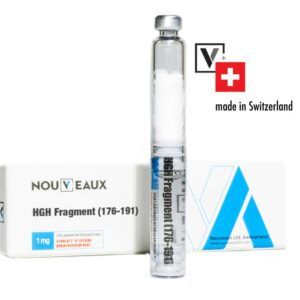 HGH Fragment (176-191) Peptide Nouveaux 1mg
