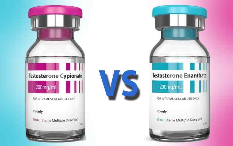 Testosterone Cypionate Vs Testosterone Enanthate
