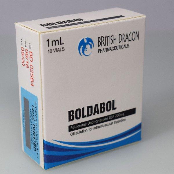 Boldabol Inject