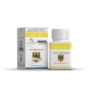 Anadrol Odin Pharma