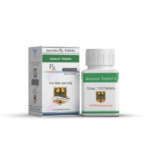 Anavar Odin Pharma